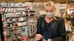 Kunden akzeptieren Maskenpflicht