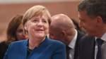 Festakt zur deutschen Einheit mit Steinmeier und Merkel