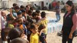 Der Bremer Verein Iktib hilft Notleidenden im Irak