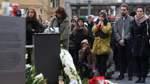 Halle gedenkt Opfer des Terroranschlags