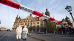 Juwelendiebstahl in Dresden: Fahndung läuft