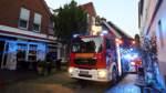 62-Jähriger stirbt bei Brand in Achim