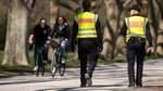 Polizei verzeichnet Tausende Verstöße gegen Corona-Beschränkungen