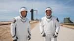 Erstmals starten Astronauten wieder von den USA zur ISS