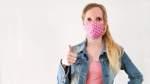 Anleitung für eine Maske in Heimarbeit