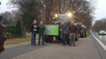 Bauern-Protest in Berlin: Landwirte aus der Region sind dabei