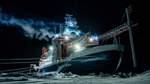 Sondereinsatz für in der Arktis festsitzendes Forschungsschiff