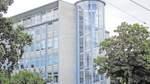 Das Aus- und Fortbildungszentrum, Block D, Doventorscontrescarpe 172, wurde von Architekten der Feldschnieders+Kister Part-GmbB saniert.