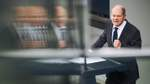 Scholz redet Kritik am Haushalt 2020 weg