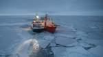 Arktis-Expedition: Forschungscamp auf Eisscholle ist aufgebaut