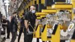 Daimler fährt Produktion in Bremen weiter hoch