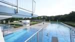 Die ersten Schwimmzüge nach der Pause