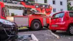 Explosion in Wohnhaus in Hannover - acht Verletzte