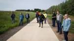 Zum Schutz vor dem Weser-Wasser