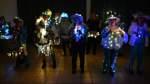 Generalprobe der Gruppe Samba la Moor für Samba Moonlight-Move
