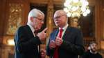 Niedersachsens Innenminister Pistorius stärkt die DFL
