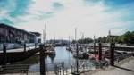 Giftschlamm im Vegesacker Hafen