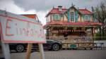 Drive-in für gebrannte Mandeln sorgt für Kirmesgefühl in Bremerhaven