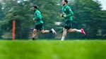 Pizarro und Möhwald trainieren wieder