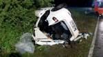 28-Jährige wird bei Unfall schwer verletzt