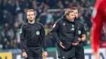 Kohfeldt will Schiedsrichter schützen