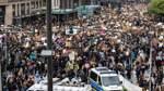 Zehntausende demonstrieren in Deutschland gegen Rassismus
