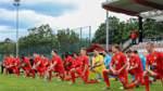 Die etwas andere Meisterfeier des FC Oberneuland