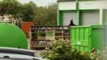 Feuerwehr löscht Containerbrand im Bremer Industriehafen