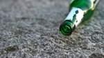 38-Jähriger auf dem Bahnhofsplatz mit abgebrochener Bierflasche verletzt