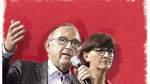 Kandidatenduo um den SPD-Parteivorsitz im Interview
