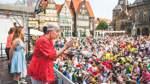 """Gesungene Liebeserklärung: """"Bremen so frei"""""""