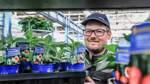 Bunte Blumen für Bremer gegen den grauen Alltag