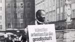 Protest im Geiste Heini Linkshänders