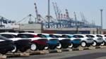 Exporteinbruch macht auch Bremen zu schaffen