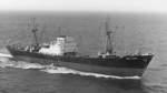 """Die """"Adolf Vinnen"""" war 1955 der erste Neubau eines Seeschiffs nach dem Zweiten Weltkrieg."""