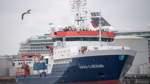 Forschungsschiffe brechen Richtung Arktis auf
