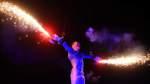 Feuerwerk der Turnkunst als gewaltiges Opus