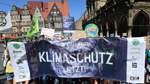 Großdemonstration für Klimaschutz