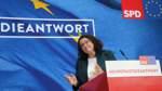 Europawahl - Berlin SPD