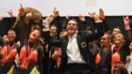 So jubelt der Bremer Grün-Gold-Club über seinen WM-Sieg