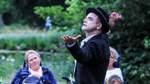 Shakespeare im Park gestartet: Bilder einer besonderen Vorführung