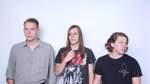 """Beeinflusst wurde Die Nerven von Sonic Youth oder Black Sabbath. Die Band trat bereits beim Roskilde-Festival in Dänemark und bei Melt!-Festival auf. """"Die Zeit"""" bezieht sich in ihrem Zitat auf die weitgehend düsteren deutschsprachigen Texte der Band, trotzdem - oder gerade deswegen - lohnt sich ein Besuch auf der Flut-Bühne am Donnerstag allemal."""
