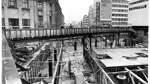 Der Brilltunnel heute und damals