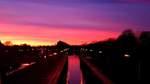 Sonnenuntergang am Donnerstag: Die schönsten Bilder unserer Leser