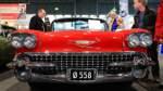 Blues Brothers und Terence Hill: Die Autos der Bremen Classic Motorshow
