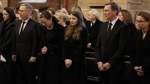 Trauerfeier und Staatsakt für Bürgerschaftspräsidenten Christian Weber - im St. Petri Dom