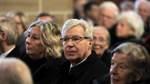 Trauerfeier und Staatsakt für Bürgerschaftspräsidenten Christian Weber - im St. Petri Dom - Jens Böhrnsen