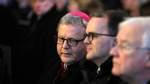 Trauerfeier und Staatsakt für Bürgerschaftspräsidenten Christian Weber - im St. Petri Dom - Bischoff Bode