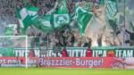 Werder knapp hinter dem HSV