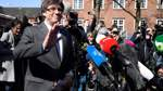 Carles Puigdemont verlässt das Gefängnis mit juristischen Fesseln
